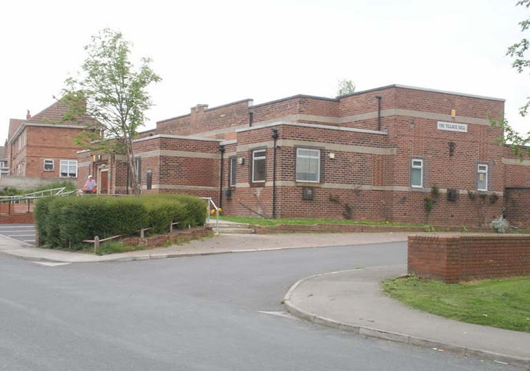 Upton parish council